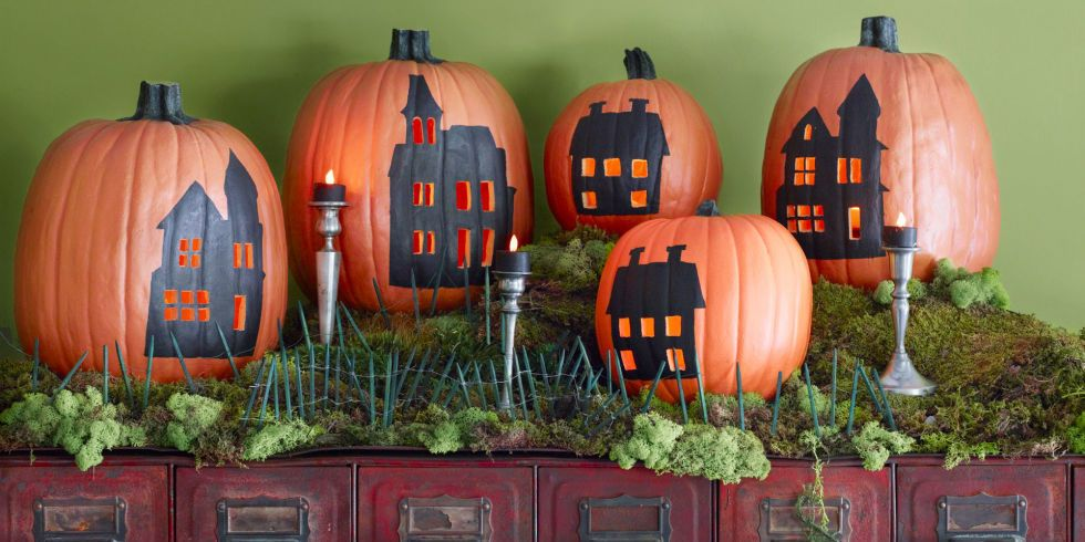 30+ Stylishly Spooky Halloween Decorations