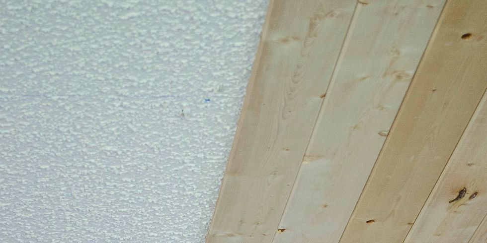 3 Genius Ways to Ditch Popcorn Ceilings