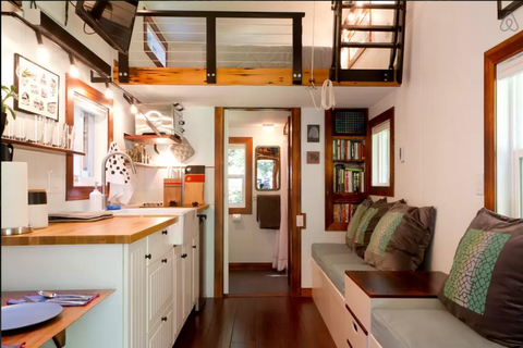 Curated Makers House In Washington