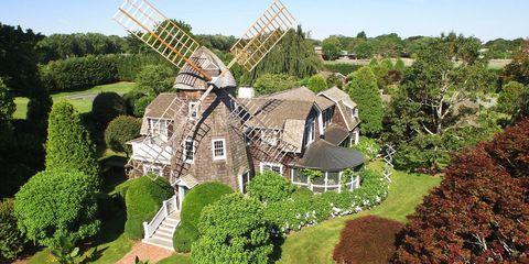 Property, Landscape, Land lot, Windmill, Real estate, Landmark, Mill, Garden, House, Rural area,