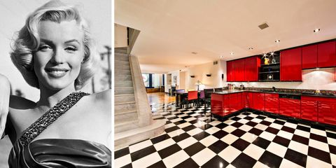 Peek Inside Marilyn Monroe's Eclectic NYC Apartment