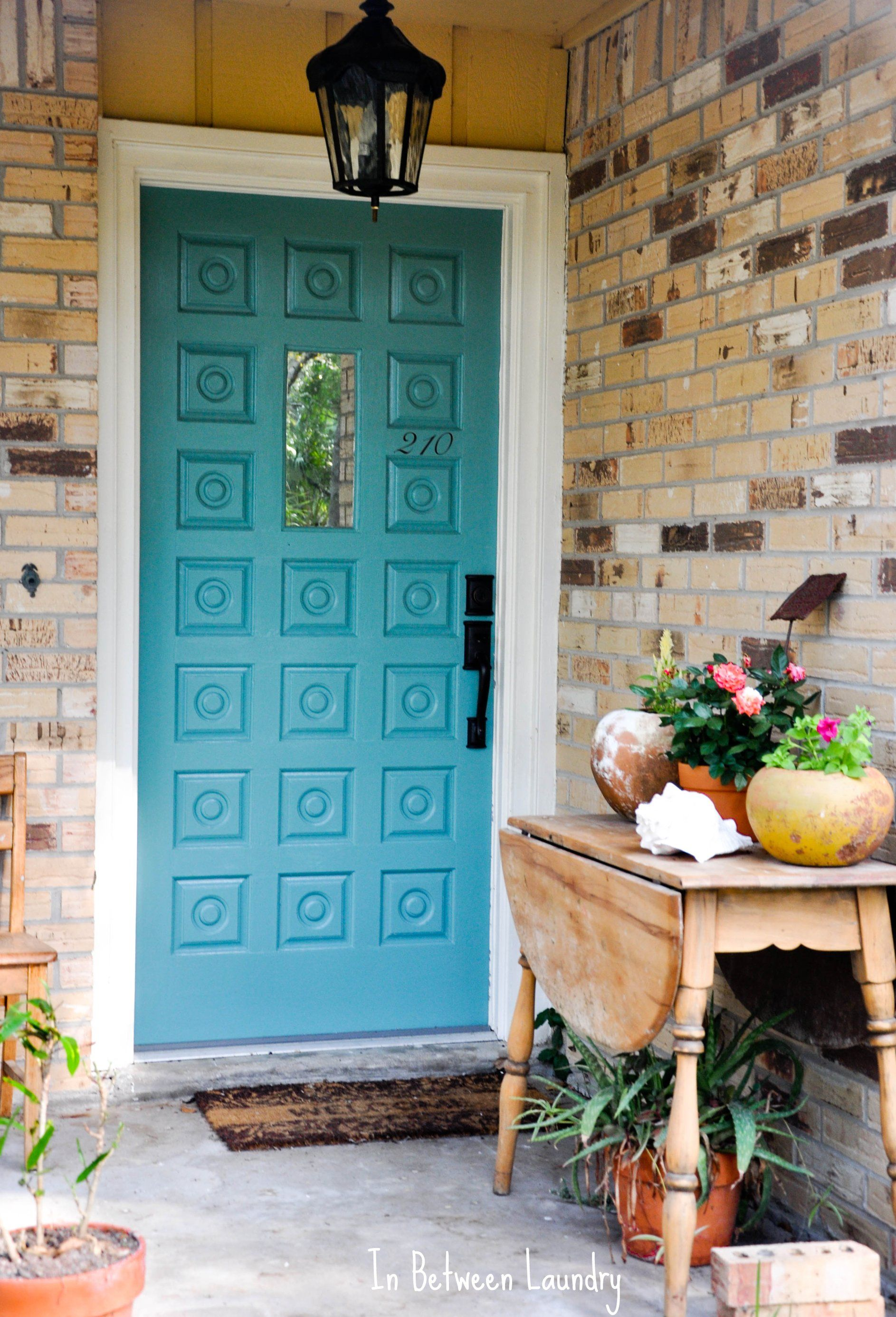 painting front door8 Front Door Makeover Ideas  How to Makeover Your Home Front Door