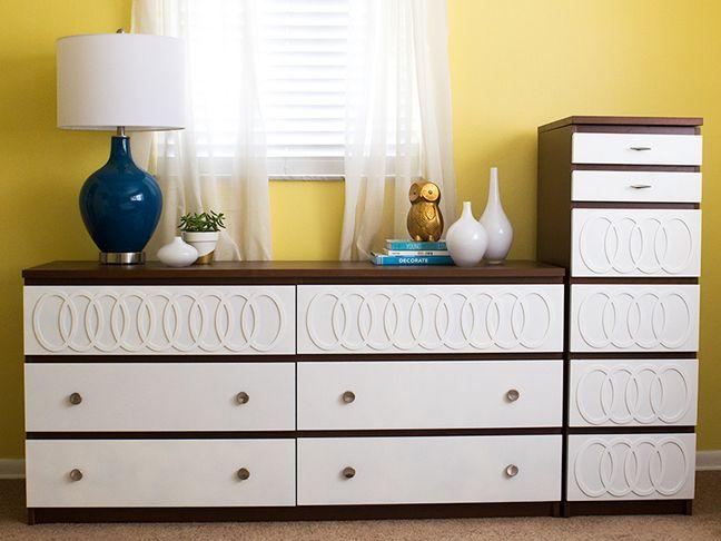 MALM Dresser Sarah Hearts