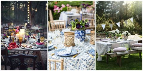 11 Tablescape Ideas to Inspire Your End-of-Summer Party