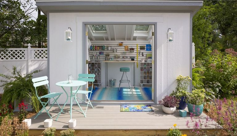 She Sheds The Secret To Creating Your Own She Shed