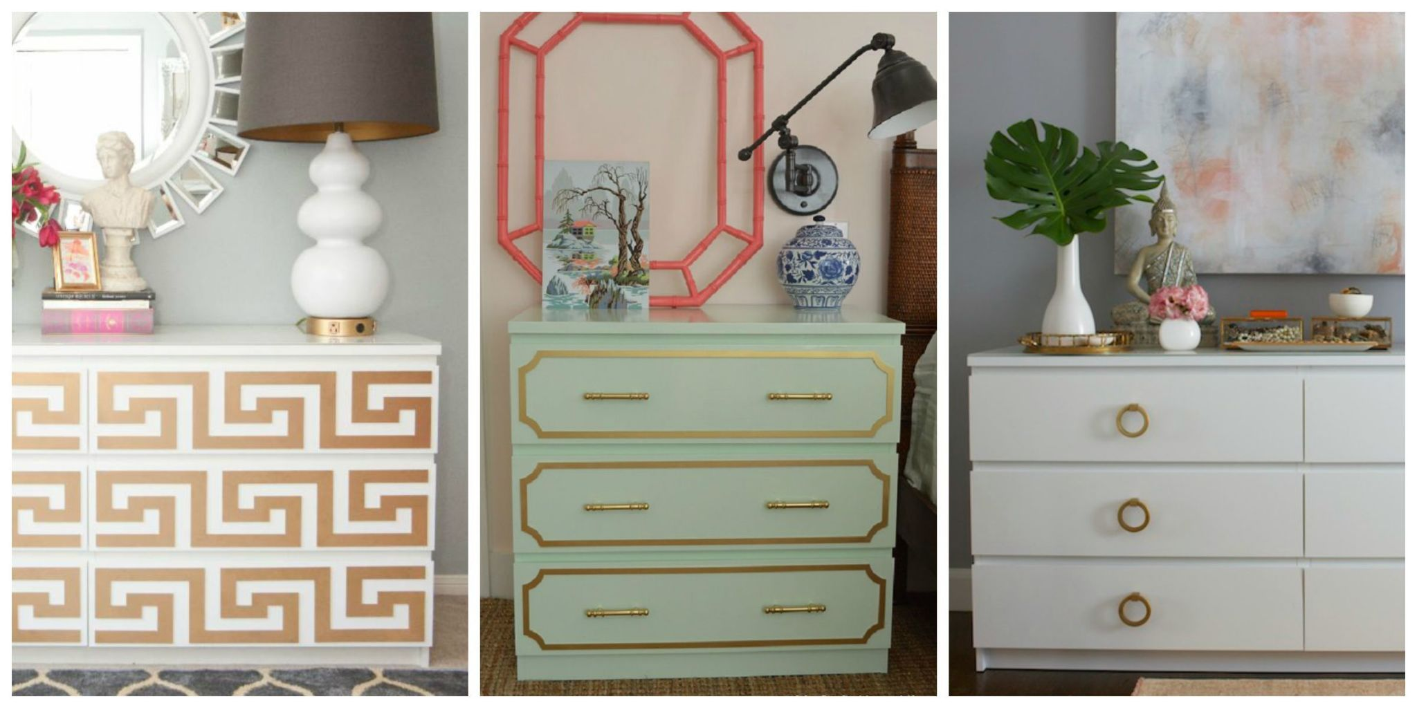 Merveilleux The Best Selling MALM Is Virtually Unrecognizable In These Impressive DIY  Ideas. If You Already Own This Discontinued Dresser, Donu0027t Forget To Anchor  It To ...