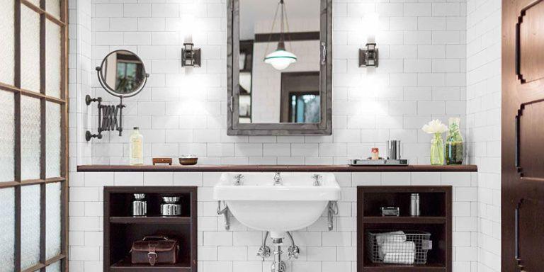 9 New Ways to Arrange Subway Tile in Your Bathroom