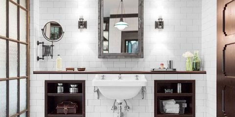 9 New Ways to Arrange Subway Tile in Your Bathroom