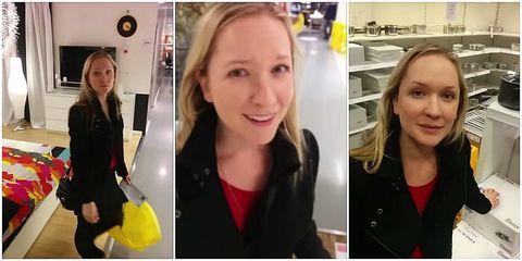 IKEA Pun Video Collage Index