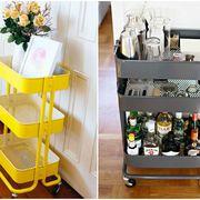 Ikea Raskog Ideas