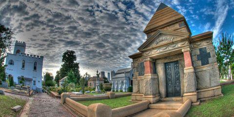 Atlanta Graveyard