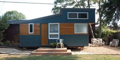 Liberation Tiny Homes Inventor Pennsylvania