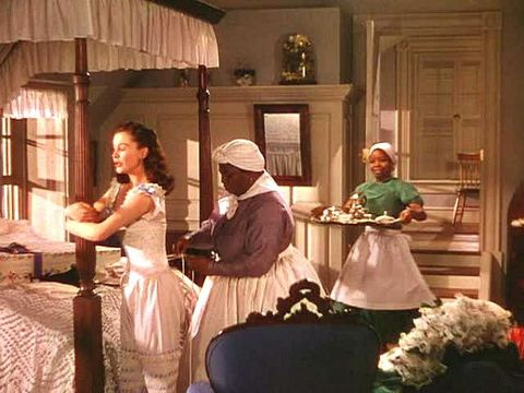 Gone with the Wind bedroom