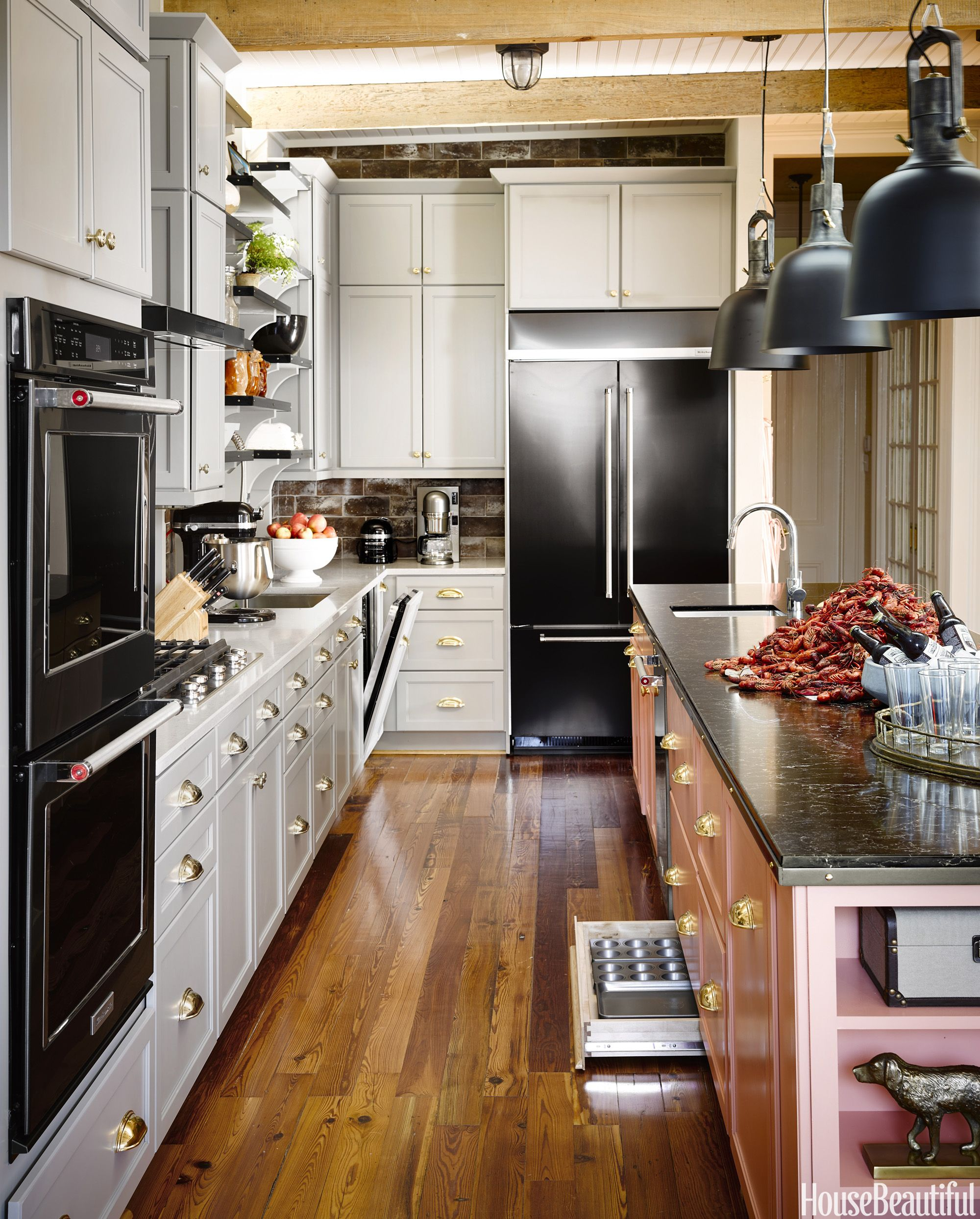 Ken Fulk s House Beautiful Kitchen of the Year 2015