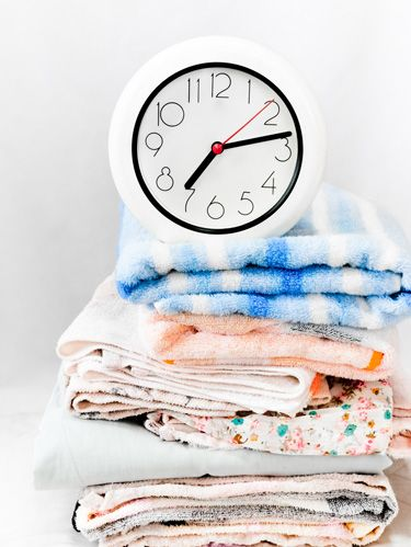 <p>Some electricity providers charge more during the day (when the demand for power is higher). So save by running loads of laundry and dishes after dinner instead or in the early morning.</p>