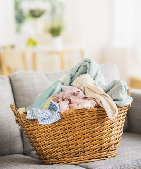 "<p>Speaking of laundry, your washing machine devotes <a href=""http://www.energystar.gov/index.cfm?c=clotheswash.clothes_washers_performance_tips"">90% of its energy</a> to heating up the water — and cold water will get clothes just as clean. Wash a few loads a week in cold water (and choose liquid detergent over powdered to ensure it dissolves well) and you can save up to $40 per year.</p>"
