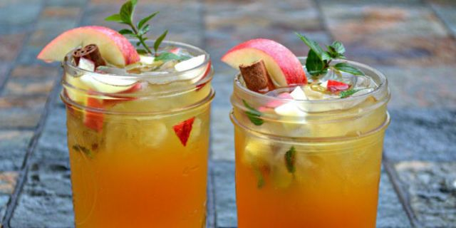 12 Cider Cocktails to Will Warm Up Those Cold Nights