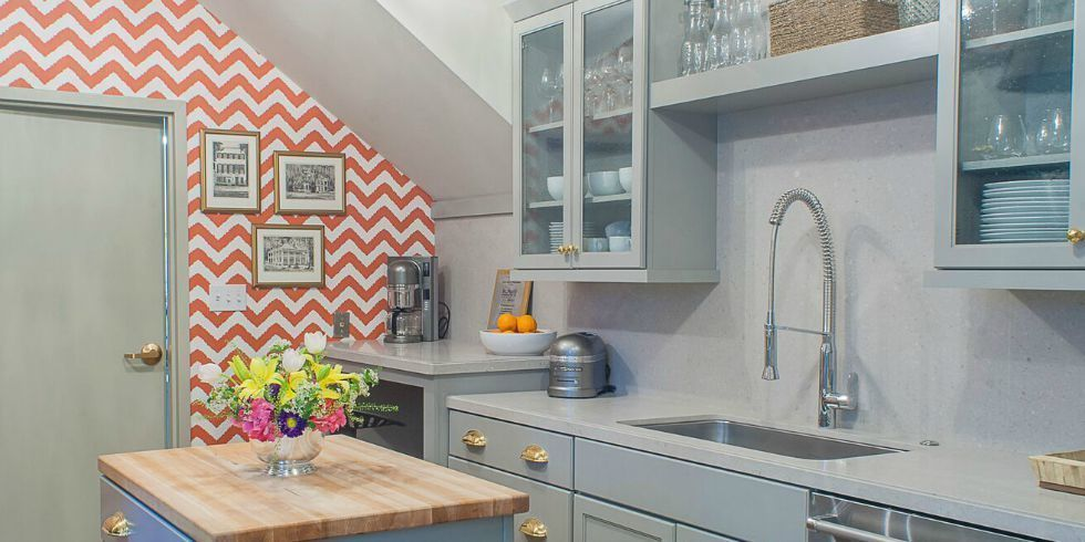 The Cityu0027s Junior League Kitchen Might Be Small And Practical U2014 But It Can  Still Showcase High Design.