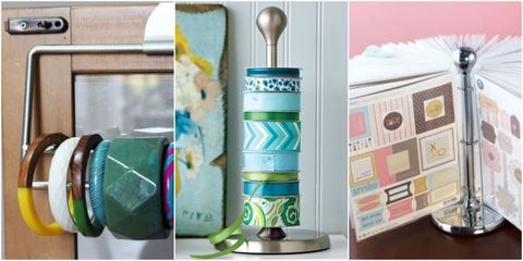 9 Nifty New Uses for Paper Towel Holders