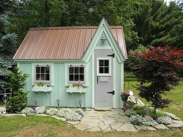 13 Best She Sheds Ever Ideas Plans for Cute She Shades