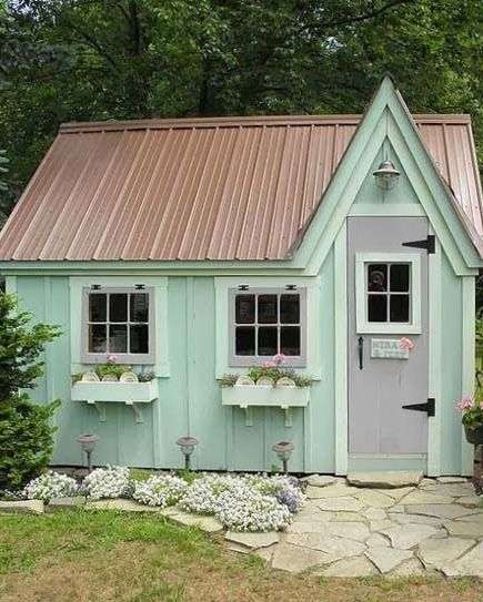 Diy Sheds For Sale: Ideas & Plans For Cute She Sheds