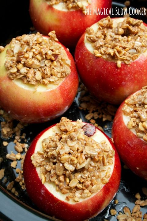 Slow Cooker Apples