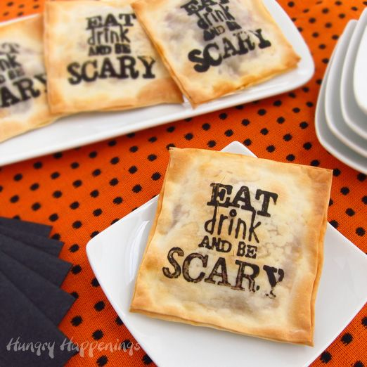 35 Halloween Party Food Ideas - Fun Halloween Recipes