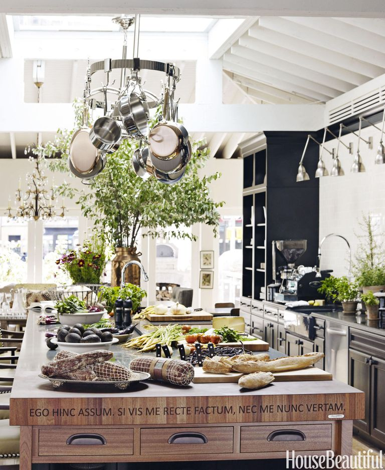 House Beautiful Kitchen: Designer Tips From House Beautiful