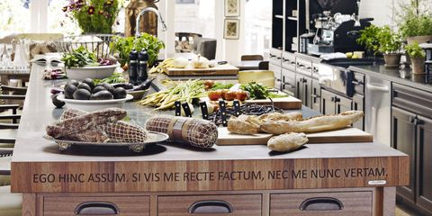 2011 Kitchen of the Year Island