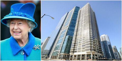 Queen Elizabeth Chicago
