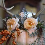 Petal, Flower, Bouquet, Peach, Cut flowers, Flowering plant, Floristry, Flower Arranging, Still life photography, Floral design,