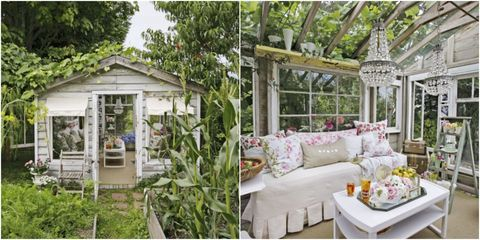 "18 Adorable ""She Sheds"" To Inspire Your Own Garden Escape"