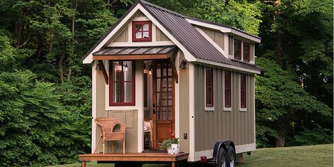 From the Inside, This Tiny House Feels Giant