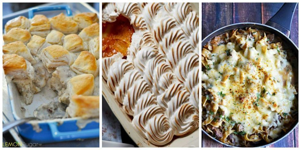 17 Fall Casseroles That Are Like an Edible Hug