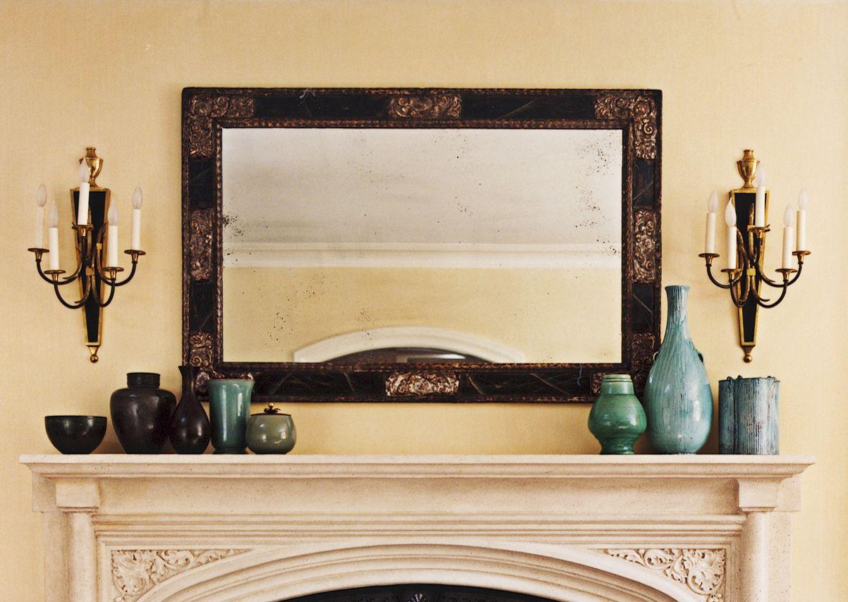 10 Unique Fireplace Mantel Decor Ideas - Decorating Your Mantel