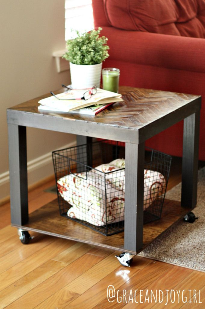 10 New Ways To Use Your Ikea Lack Side Table Diy Furniture