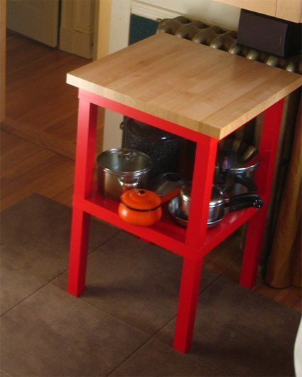 10 New Ways to Use Your IKEA Lack Side Table - DIY Furniture