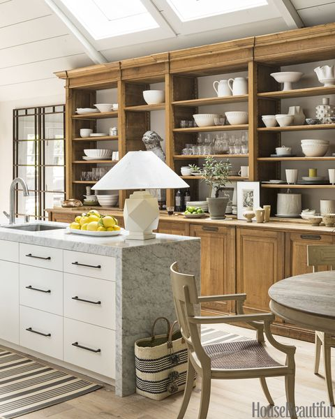 Kitchen Cabinet and Island