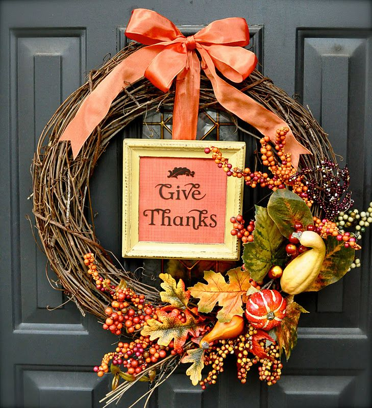 Nice 35+ Easy Thanksgiving Decorations   Ideas For Festive Thanksgiving Decor