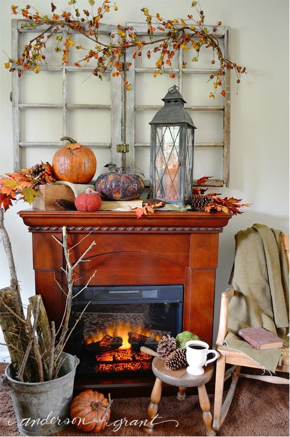 Charming 35+ Easy Thanksgiving Decorations   Ideas For Festive Thanksgiving Decor Images