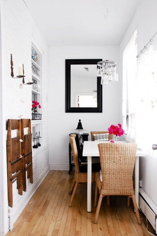 Small Dining Room Ideas   Design Tricks For Making The Most Of A Small  Dining Room Part 54