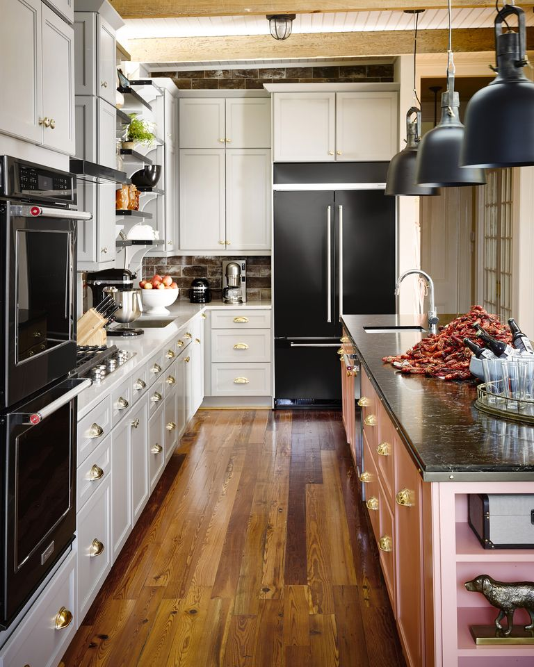 Holiday Prep With Kitchenaid Black Stainless Steel: House Beautiful Kitchen Of The Year
