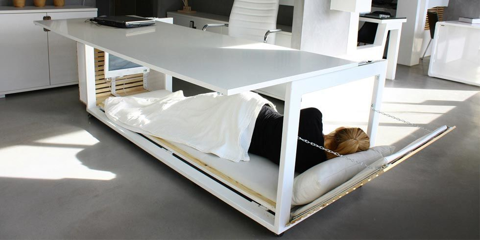 Nap Desks Are The Transforming Office Work Space You Need