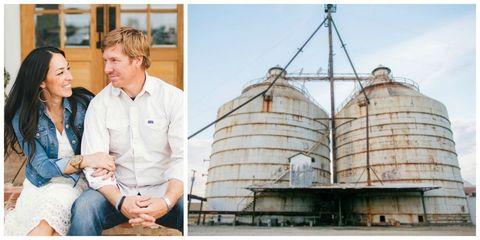 A Peek Inside Chip and Joanna Gaines' New Magnolia Market Renovation