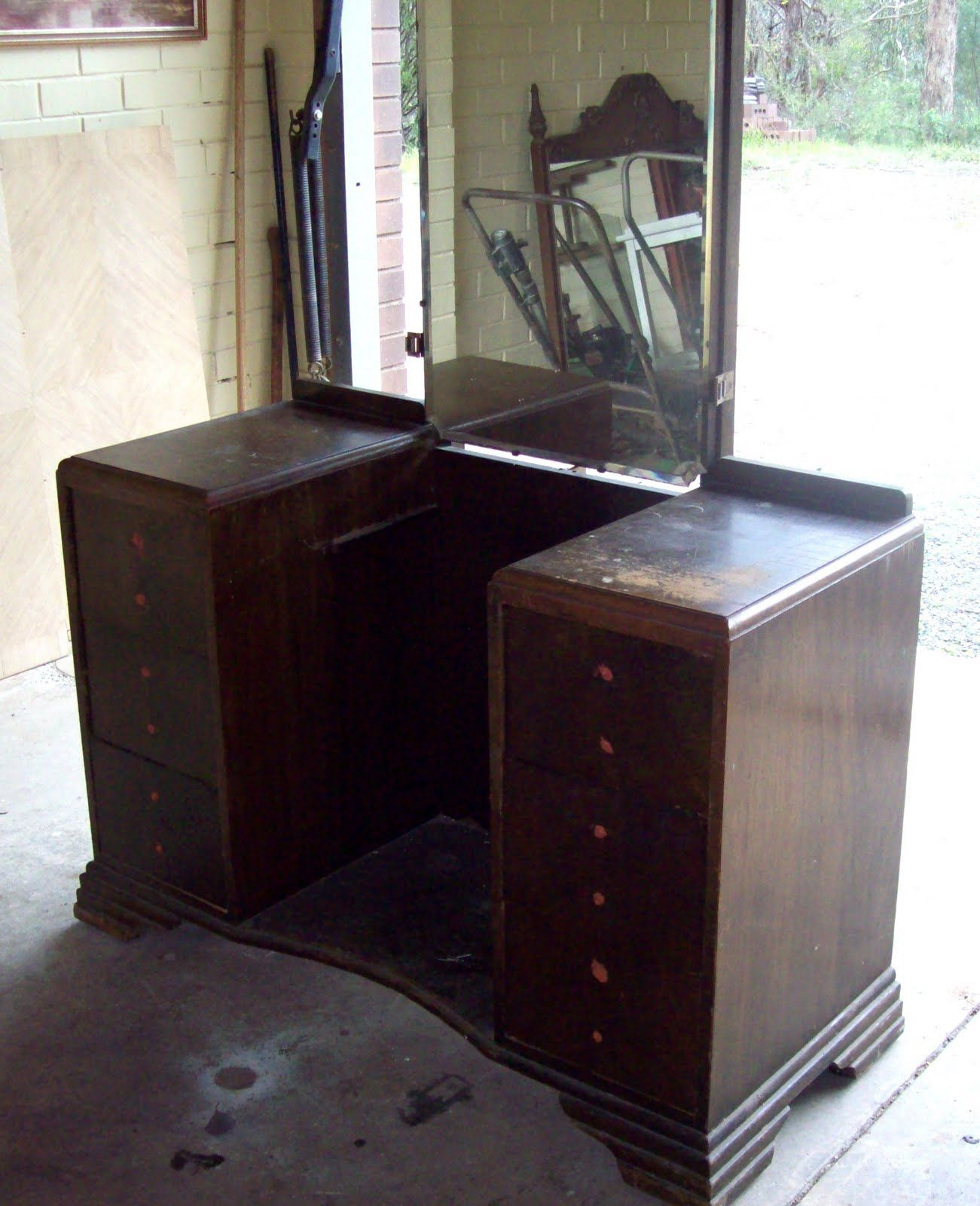 15 Repurposed Furniture Transformations Makeovers