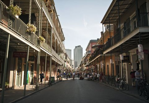 "<p>Learn about the Big Easy's history of ghosts, vampires and voodoo on a <a href=""http://www.hauntedhistorytours.com/"" target=""_blank"">New Orleans Haunted History Tour</a>.</p>"