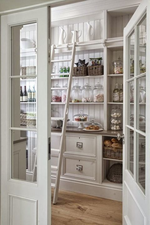 Furniture, Room, Cabinetry, China cabinet, Door, Hutch, Cupboard, Building, Window, Closet,
