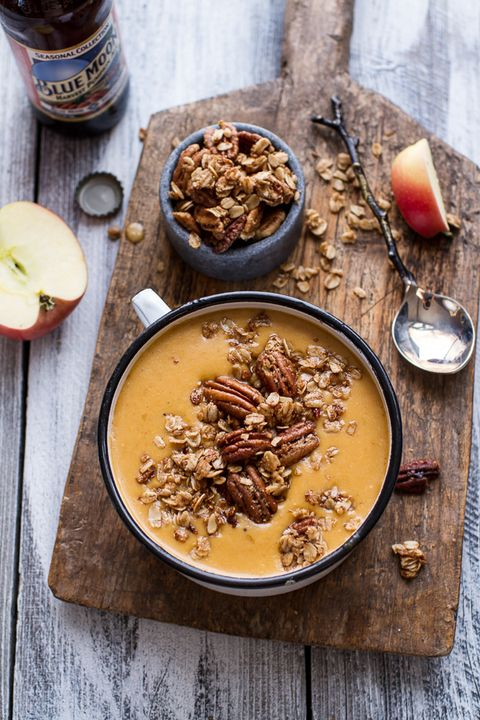 "<p>This is beer soup. Nothing else needs to be said.</p><p>Get the recipe from <a href=""http://www.halfbakedharvest.com/brie-cheddar-apple-beer-soup-cinnamon-pecan-oat-crumble/"" target=""_blank"">Half Baked Harvest</a>.</p>"