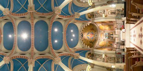 Richard Silver Church Ceilings