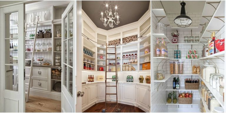 Dream House Pantries - Stylish Pantry Ideas